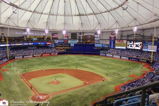 Tropicana Field, Saint Peteserburg, Florida