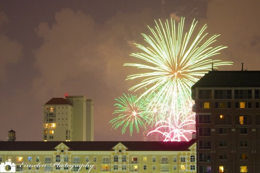 Fourth of July Fireworks in Tampa, FL