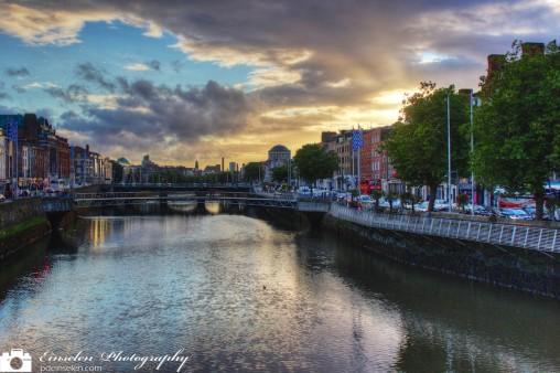 River Liffey Dublin