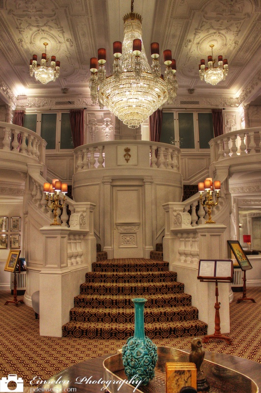 St Ermin's Hotel Lobby Stairs