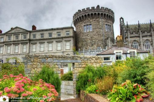 Dublin Castle Garden